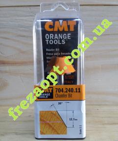 Концевая кромочная фреза CMT 704.240.11 30 (26x12,7x6x44,5)