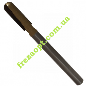 Пазовая галтельная фреза Easy Tool 1012 D10 h30 d8 L100