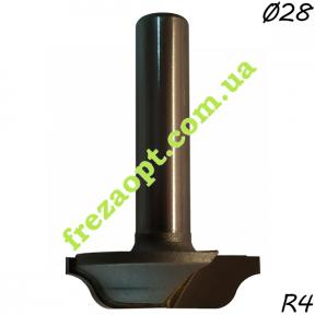 Фасонная фреза 08-112-040 R4 (28x8x8x42,5) // 2154