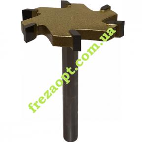 Фреза для слэбов Easy Tool Planer Bits Z6 D50 h7 d8 L70