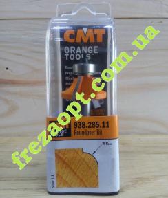 Радиусная фреза CMT 938.285.11 R8 (28,6x12,7x8x54)