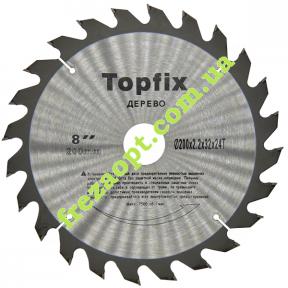 Дисковая пила Topfix Ø200*2.2*1.5*Ø32 Z24
