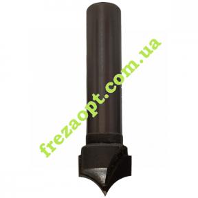 Фреза Sekira 08-017-060 R6 (12x9,5x8x43) // 2053