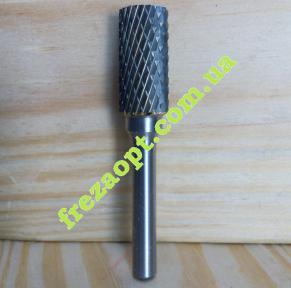 Шарошки по металлу 12x25x6x65 (Цилиндр)