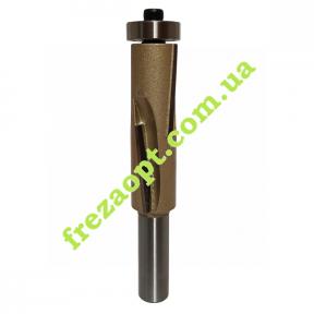 Прямая кромочная фреза Sekira 22-026-196 Z2+2 (19x60x12x108)