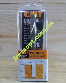 Чистовая спиральная фреза CMT 191.800.11 Z2 (10x32x8x80)