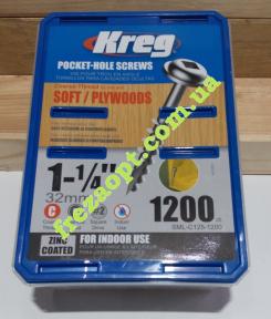 Саморезы KREG SML-C125-1200