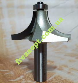 Радиусная кромочная фреза Globus 1017 R20 D53 d12