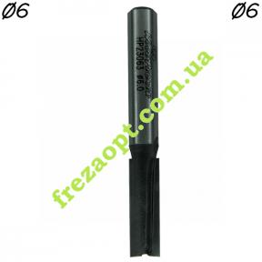 Концевая пазовая фреза WoodPecker HP23063 (Ø6x19xØ6x48)