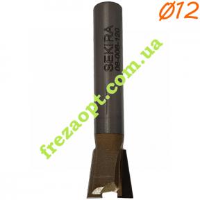 Фреза ласточкин хвост Sekira 08-006-120 8°
