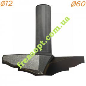 Фасонная фреза Sekira  12-126-600 C12 (60x9x12x52)