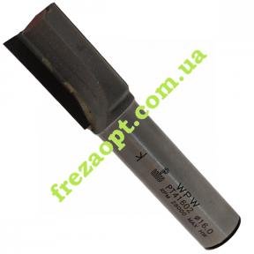 Пазовая фреза по дереву WPW PT41602 (16x25x12x67)