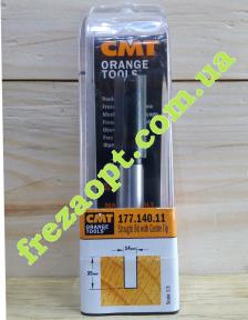 Погружная пазовая фреза CMT 177.140.11 14x35x12x90 Z2+1