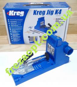 Приспособление под косой шуруп KREG Jig K4