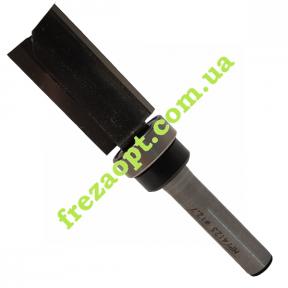 Прямая кромочная фреза WoodPecker HPF4123 (12,7x25x6x63)