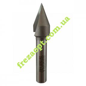 Фреза конусная Sekira 08-005-140  45° (D14  H17 d8 L58) // 1004