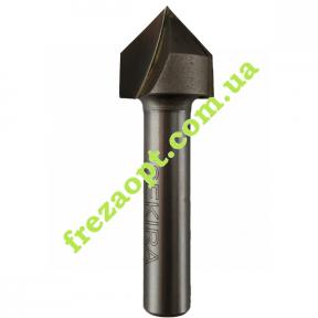 Конусная фреза Sekira 08-005-160 (90° D16 H16 d8 L51,5) // 1004
