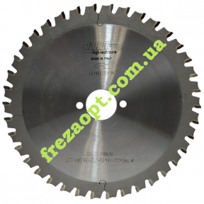 Пильный диск по металлу GDA LG1902230F38 (190x30x2,2x1,6) Z38
