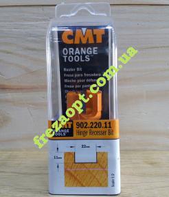 Пальчиковая фреза CMT 902.220.11 (22x11x8x38)
