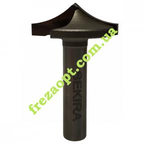 Концевая фреза для фасадов и гравировки Sekira 08-115-280 R20 // 2157