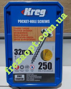 Саморезы Kreg SML-C125-250