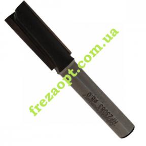 Концевая пазовая фреза WoodPecker HP23083 (8x19x6x48)