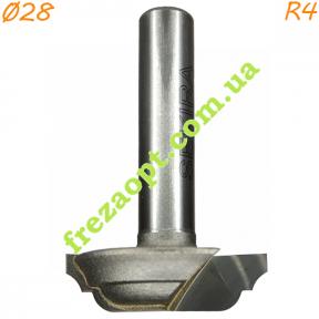 Фреза Sekira 08-110-040 R4 (28x8x8x42,5)