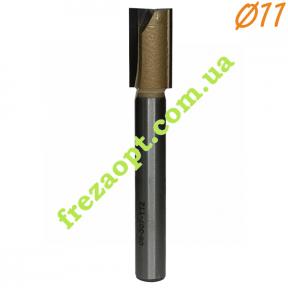 Фреза с торцовым ножом Sekira 08-307-112 Z2+1 (Ø11*20*Ø8*70)