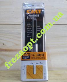 Пазовая фреза CMT 177.100.11 (10,0x35,0x12,0x90,0) Z2+1