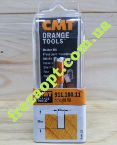Пальчиковая фреза CMT 911.100.11 (10x20x8x48)
