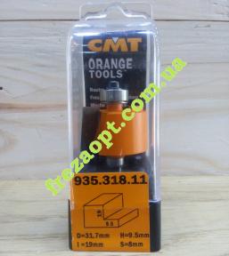 Четвертная фреза CMT 935.318.11 (31,7x19x8x65)