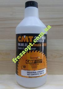 Средство для смывки смол с режущего инструмента CMT 998.001.01 ( Formula 2050) 500ml