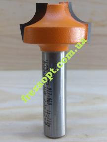 Концевая фреза для филенки и кромок CMT 927.060.11 R6 (23x12x8x43,6)