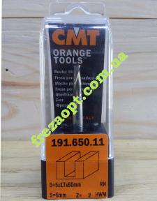 Фреза CMT 191.650.11 Z2 (5x17x6x60)