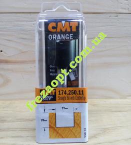 Погружная пальчиковая фреза CMT 174.250.11 (25x20x8x70)