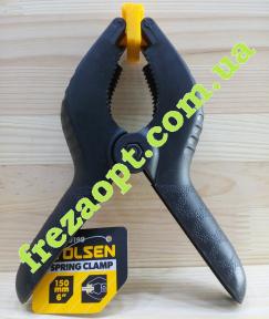 Пружинная струбцина (прищепка) Захват 45,0мм TOLSEN® 10198