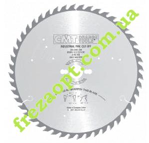 Диск для поперечного пиления CMT 294.060.10M (254x30x2,4x1,8) 60Z -5Neg