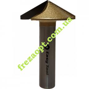 Конусная фреза Easy Tool 1004 120° D40 H14 d12 L64
