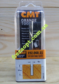 Фреза CMT 192.060.11 Z2 (6x27x6x70) Negativ