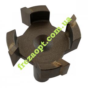 Фреза для выравнивания плоскости WPW P423802 Z4 (38x12.7x12x58)