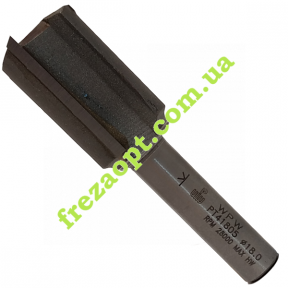 Поргружная пазовая фреза WPW PT41805 (18x25x8x60) Z2+1