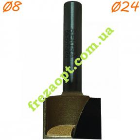 Фреза для пазов Sekira 08-007-240 (24x16x8x57)