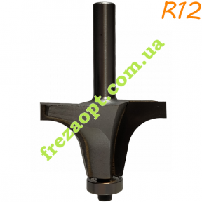 Концевая радиусная фреза Sekira 18-078-120 R12 D45 H26 d8 L70