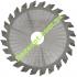 Подрезная пила CMT 288.120.24K (120x22x4,0-3,1x2,5) 24Z