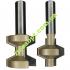 Комплект фрез для сращивания Globus 3511® SET D32 H32 d12 L70
