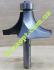 Кромочная радиусная фреза Easy Tool 1017 R18 D48,7 H23 d8 L67