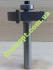 Пазовая фреза по дереву Solid 0023 z3 D40 h10 // 1023 z3