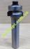 Кромочная радиусная фреза Solid 0017 R1 D15 H5 d8 L49