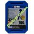 Саморезы KREG® SML-C125B-100 (32ММ) 100ШТ BLUE-KOTE®