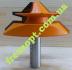 Концевая фреза для продольного и углового сращивания CMT 955.503.11 (70,0x31,7x12,0x70,0)